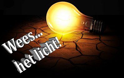 Wees… het licht!